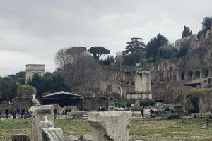 סודות רומא העתיקה איטליה