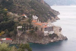 רוחניות אורתודוקסית – הסיכאזם ותאוזיס יוון