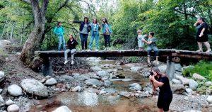 טיול משפחות בהרי רילה