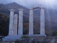 טקסי המיסטריות בסמותראקי ואלואסיס ביוון