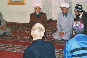 המסדר הסופי נקשבנדי אוזבקיסטן
