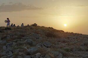 פולחן המדבר הקדום ומסתרי האדמה בנגב