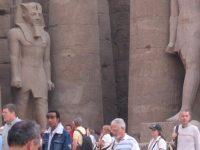 אדריכלות מקדשים רוחנית במצרים