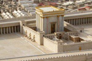 מסתרי המקדש בירושלים